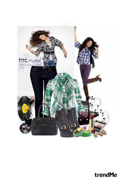 ritam ludilo uz HTC
