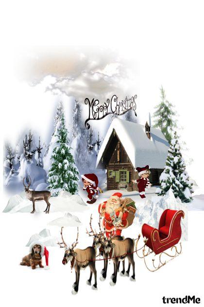Božić dolazi