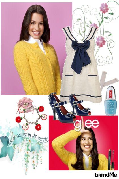 Rachel Berry Glee