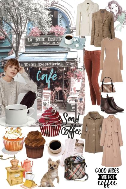Café Life- Fashion set