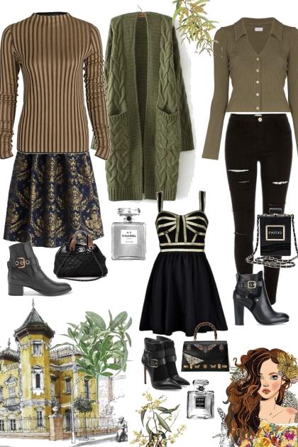 Fall - Fashion set