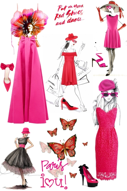 Dress in Pink