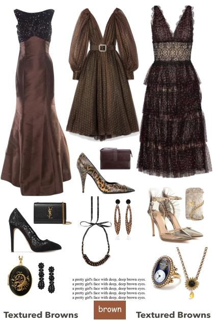 Beautiful Brown - Fashion set
