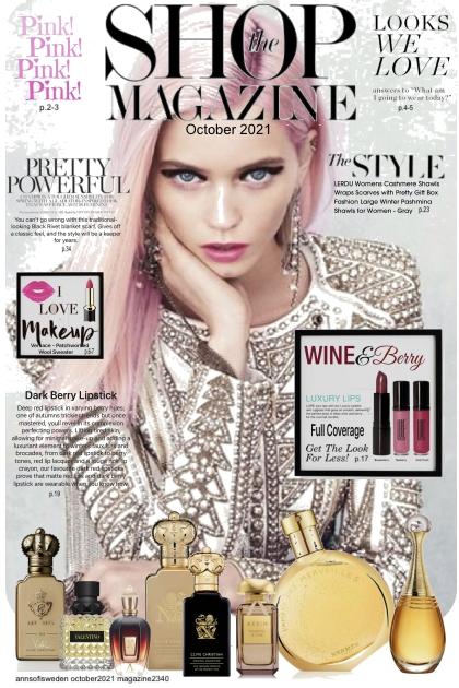 Makeup Magazine
