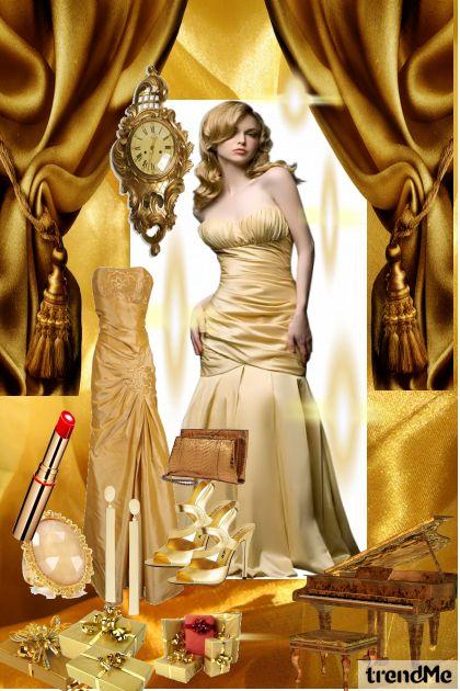 golden women