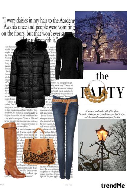 Winter party- Fashion set
