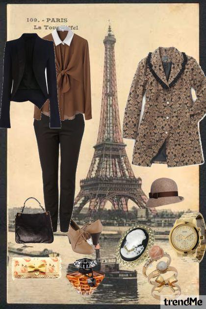 Poslić u parizu :-)