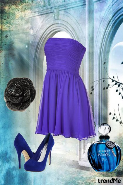 Purple pison