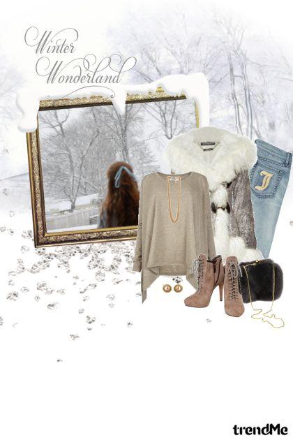Winter Wonderland!!!