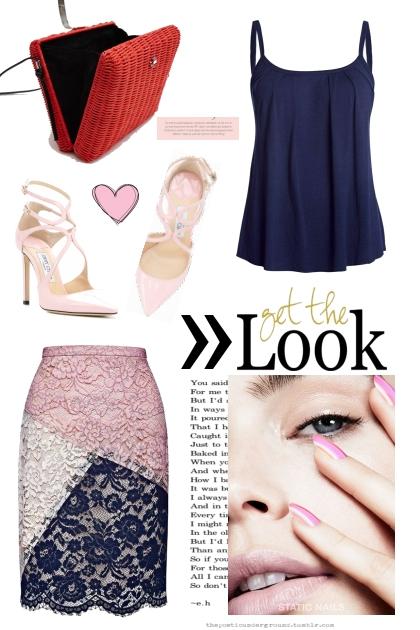 >> Get The look