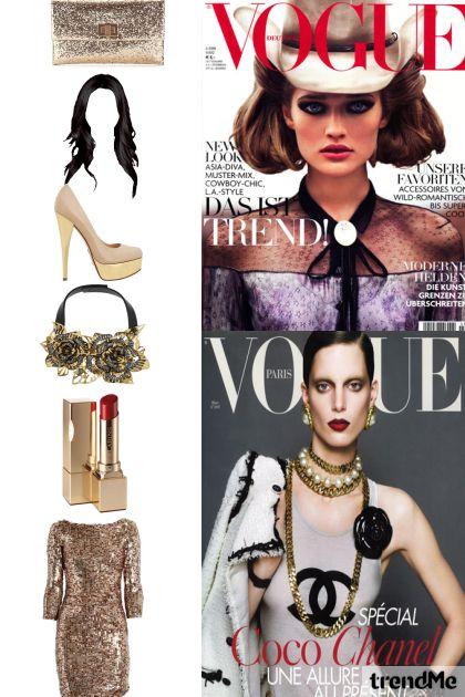 Vogue stijl