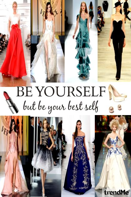 Be a princess,Be yourself