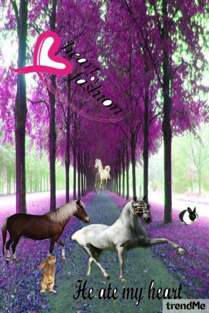 dream to horse 3