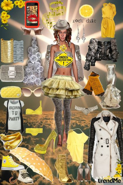 yellow rapsody