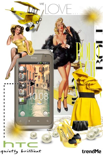 PinUp HTC