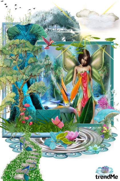 Forest Fairy ...