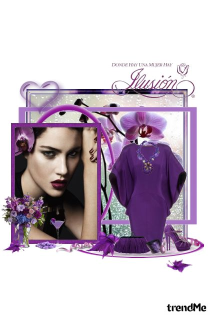 Ilusión Púrpura ...