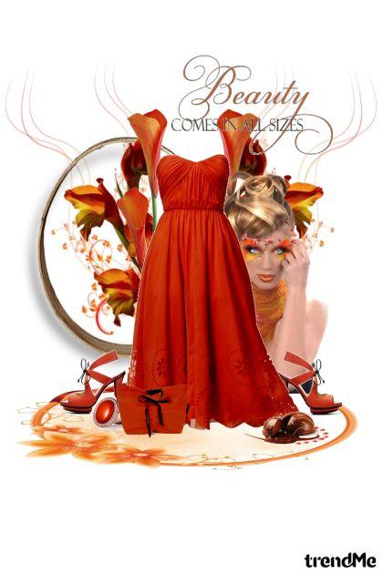 Zaljubljena u haljinu ...