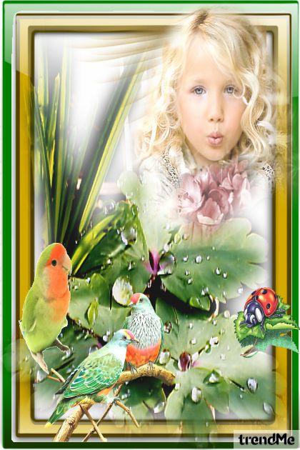 By Performance Natureza e a Criança