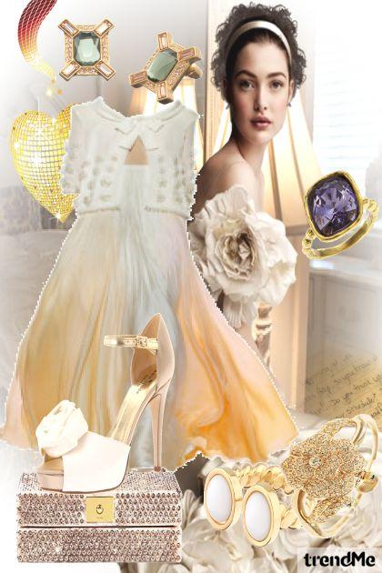 Coleção Glamour Dress