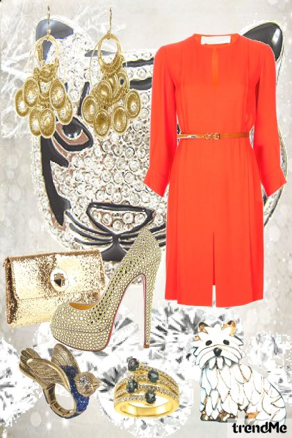 Red Dres