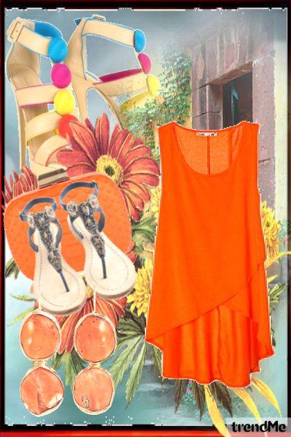 Orange, i loved