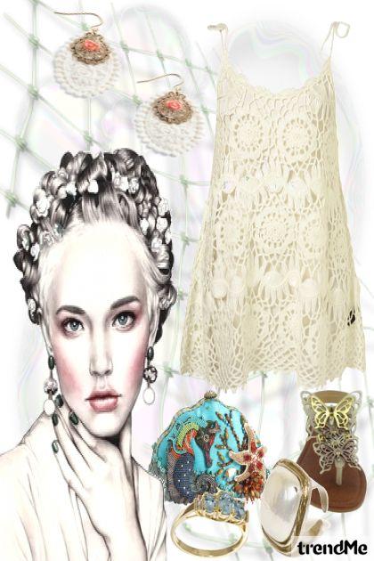 Lace, crochet, crafts pure ....