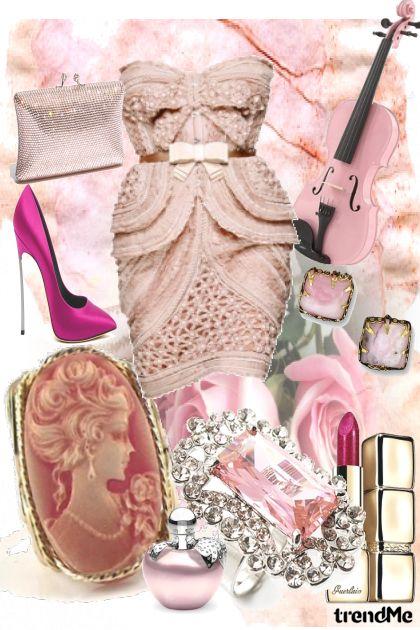 Nina Vintage Rose