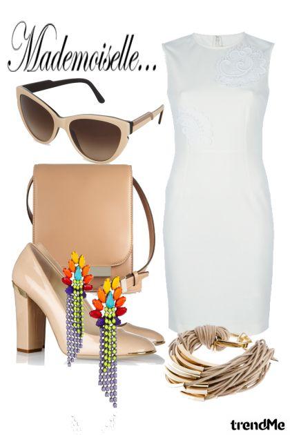 Mademoiselle...- Fashion set