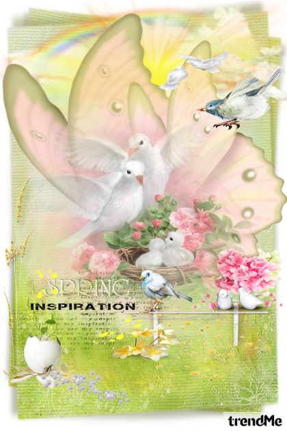 Sweet Inspiration of a Spring