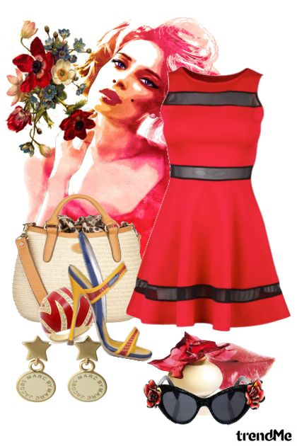 Lady in Red, By Performance
