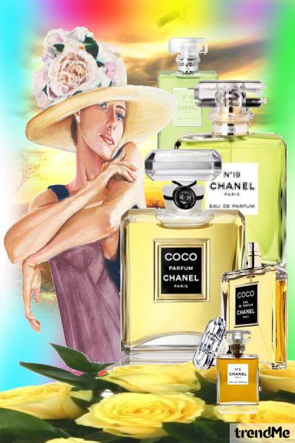 Madame Chanel Parfum nº 5