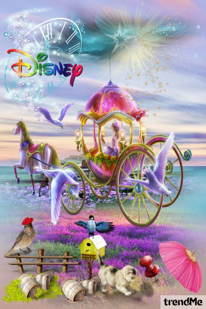 The Enchanted World of Disney