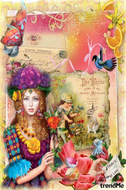 Carte Postale: A Tribute of Love!