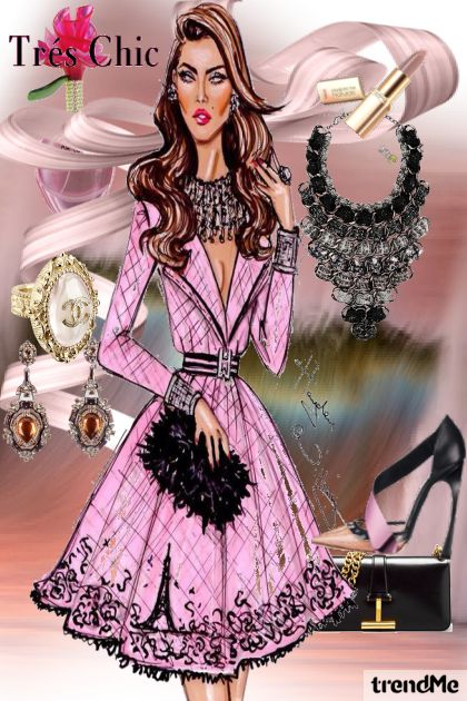Oh... Lola Chic - illustration