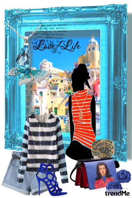 My blue life