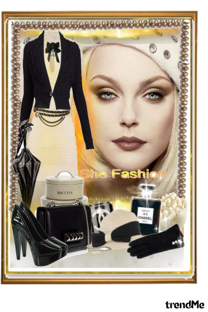 Chanel Prive by Girlzinha Mml