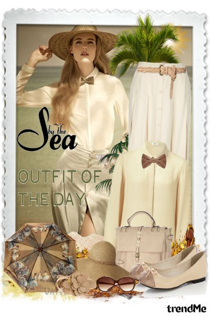 OutFit Sea by Girlzinha Mml
