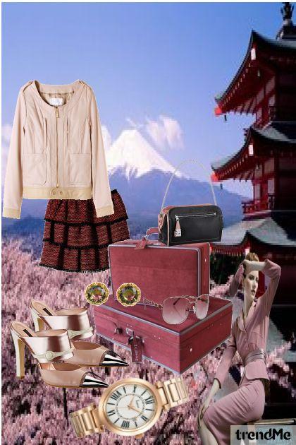 lets visit Japan