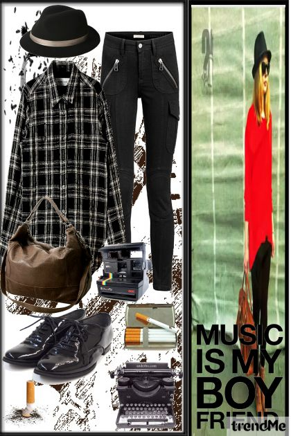 Rock u krvi- Fashion set