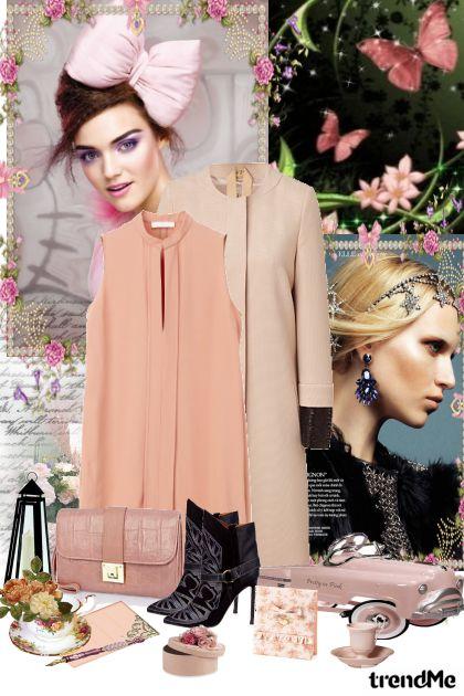 Ružičasta elegancija