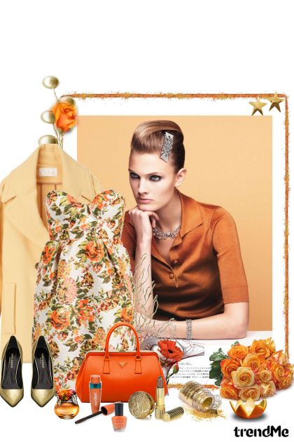 Orandž elegancija