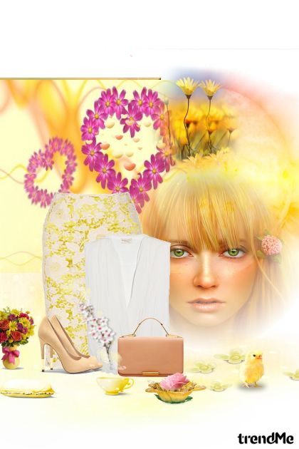 Žuto i nežno proleće