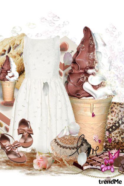 Sladoled set