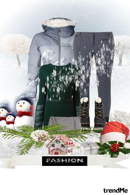 Modna zimska idila