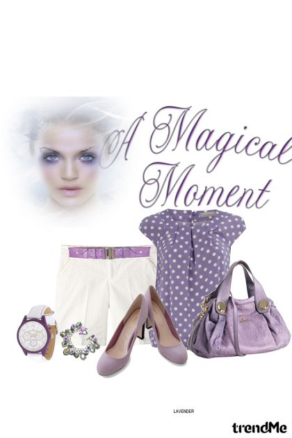 Magic moment