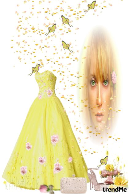 Like a princess from collection Natallie kolekcija by Natallie