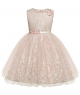 Clothes/footwear details Abaowedding Flower Toddler Girl Dress Petals Bowknot Princess Wedding Party Gown (Dresses)