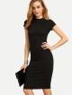 Clothes/footwear details Cap Sleeve Pencil Dress (Dresses)