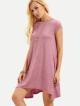 Clothes/footwear details Heather Pink Swing Dress (Dresses)